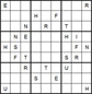 Mystery Godoku Puzzle for August 08, 2016
