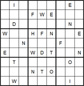 Mystery Godoku Puzzle for August 15, 2016