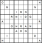 Mystery Godoku Puzzle for September 05, 2016