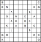 Mystery Godoku Puzzle for September 12, 2016