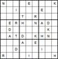 Mystery Godoku Puzzle for September 19, 2016