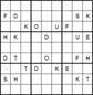 Mystery Godoku Puzzle for September 26, 2016